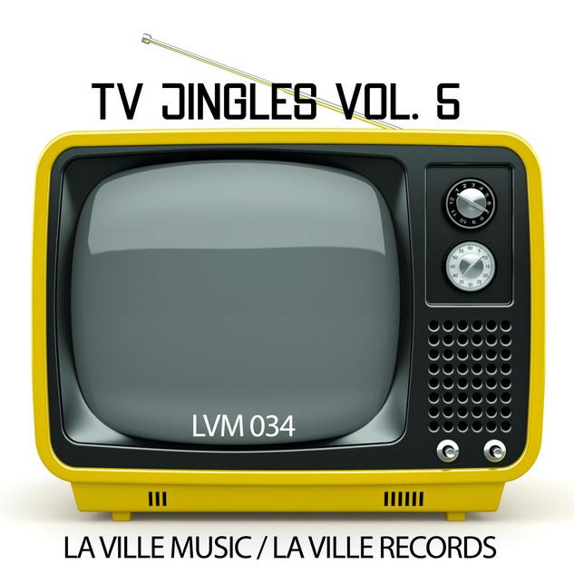 LVM 034 - Tv Jingles Vol. 5