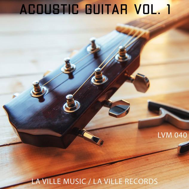 LVM 040 - Acoustic Guitar Vol. 1