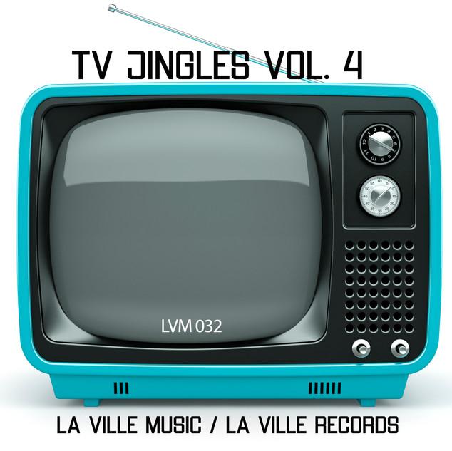 LVM 032  - Tv Jingles Vol. 4