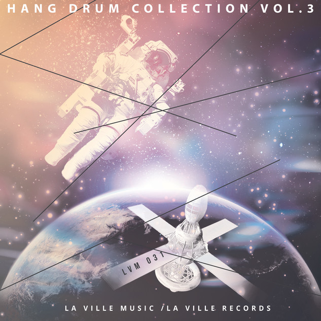 LVM 031 - Hang Drum Collection Vol. 3 Ny