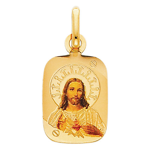 14KY SACRED HEART OF JESUS PIC PEND