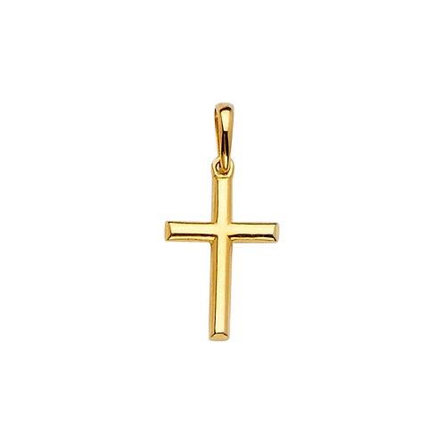 14KY Cross Pendant
