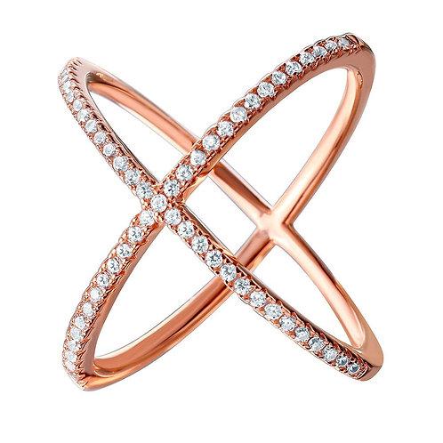 Pave Set Ring