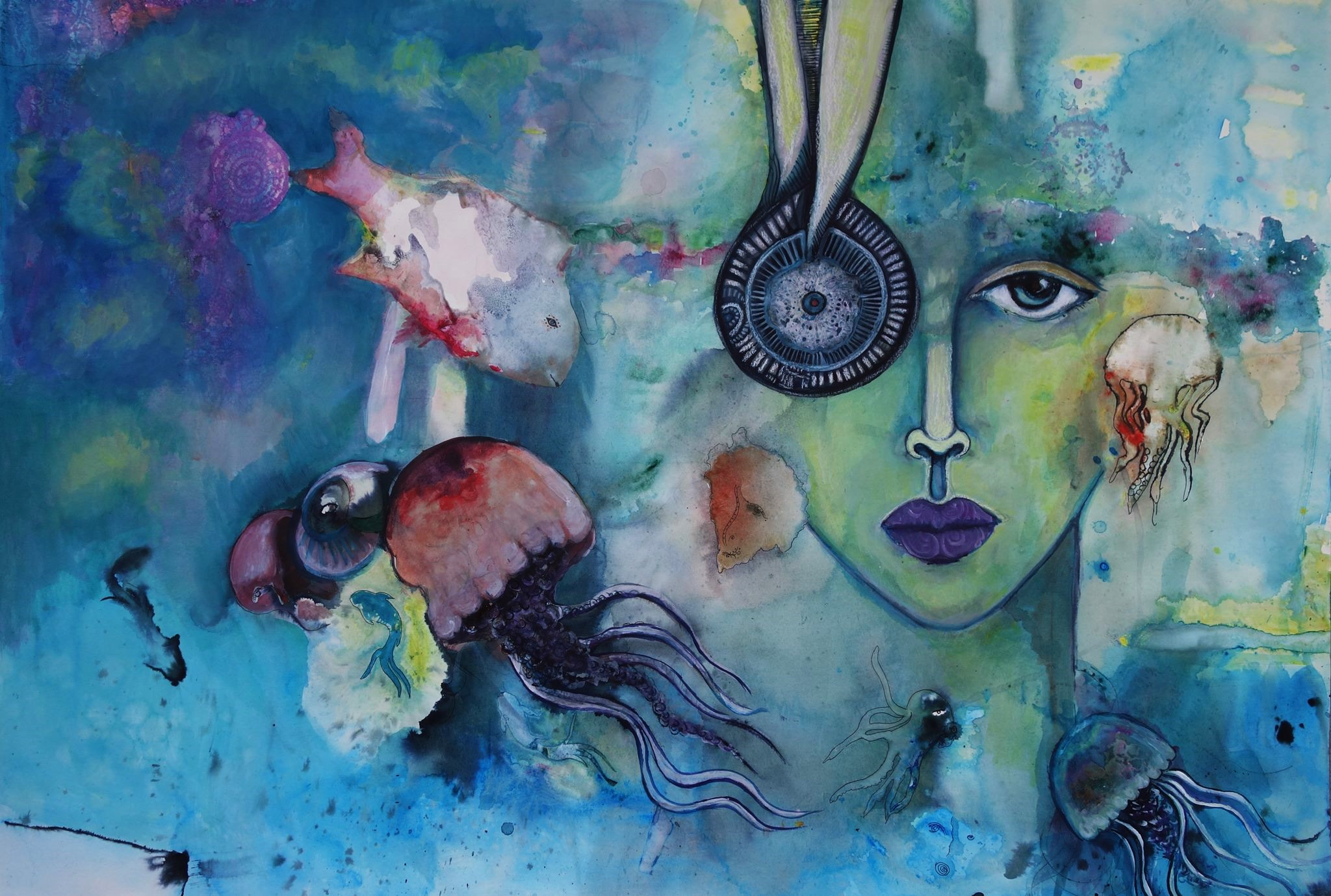 Underwater melancholy II