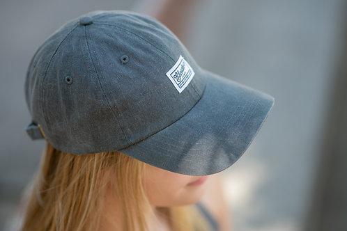 tag dad hat-Gray