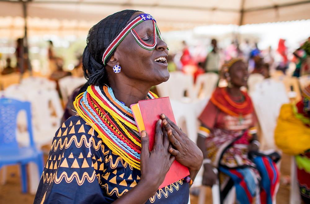 Kenya Bible Dedication