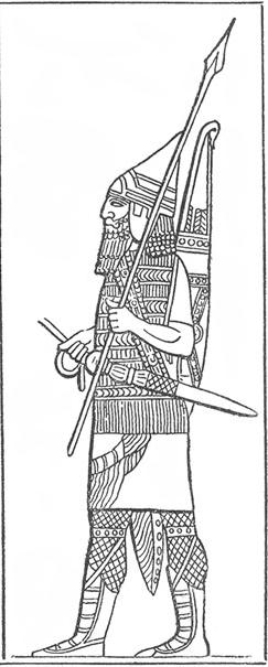 Assyrian Defensive Armor