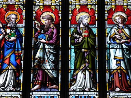 New Testament Authors as Translators