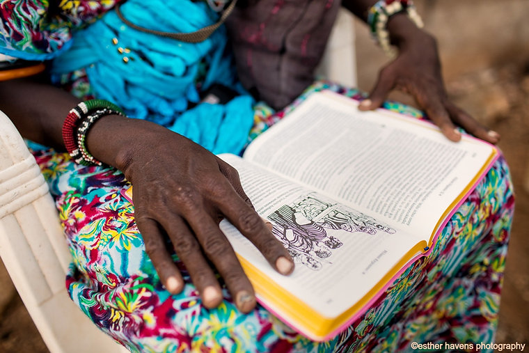 Kenya Bible Translation