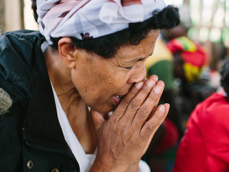 How To Pray for the Bibleless