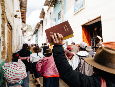 Living Language: The Necessity of Revising a Bible Translation