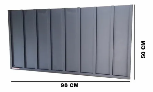 Expositor 96 Cartelas Porta Blisters Hot Whels Coleção Preto