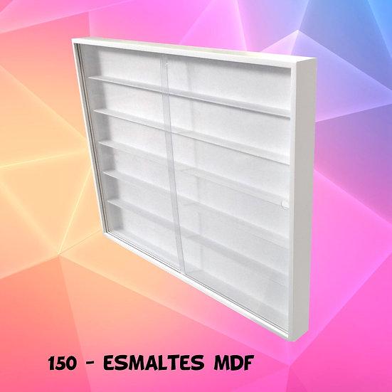 Expositor (150) Esmaltes- Estante - 80x62x6,5 -manicure Unha