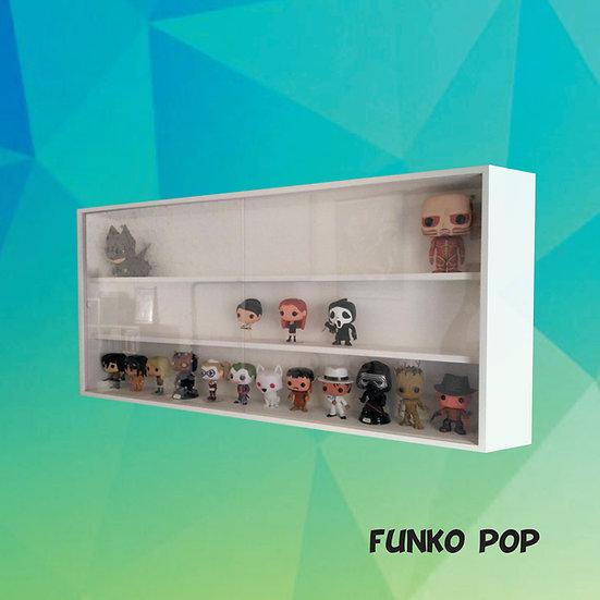 Funko Pop - Expositor Estante Figuras Bonecos - Coleção