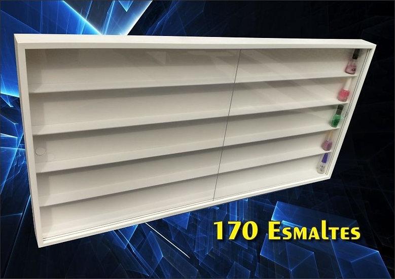 Expositor Estante (170) Esmaltes Horizontal- Manicure Unhas