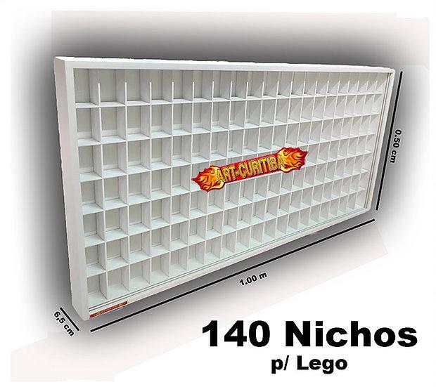 Estante Expositor (140 Lego) Star Wars Xadrez Figuras Heróis  1 opinião