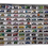 Thumbnail: Estante Expositor Coleção 80 Nichos Hot Wheels 80x62x6,5