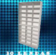 Estante Expositor (30) Lendas - Inesquecíveis 1;43 Vertical