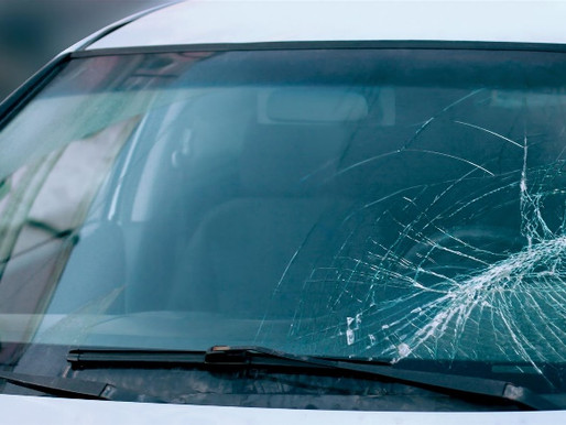 Cracked windshield...what to do..