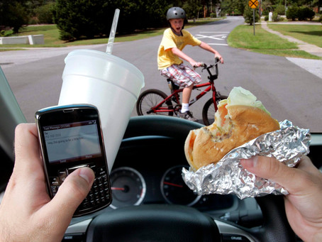 Breaking your bad driving habits