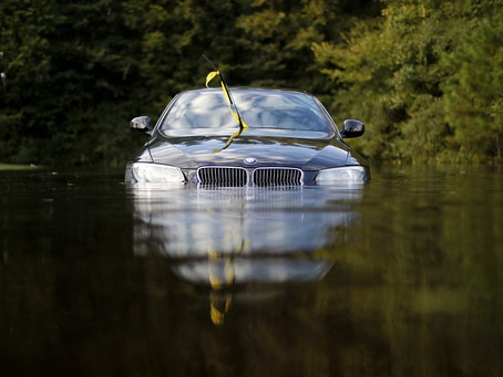 What to Do in a Flood When You're in a Car