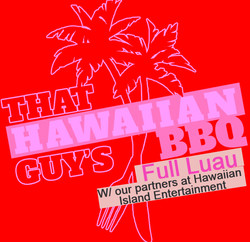 Our Exclusive Luau Menu + Entertainment