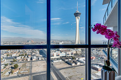 Stratosphere View from Condo