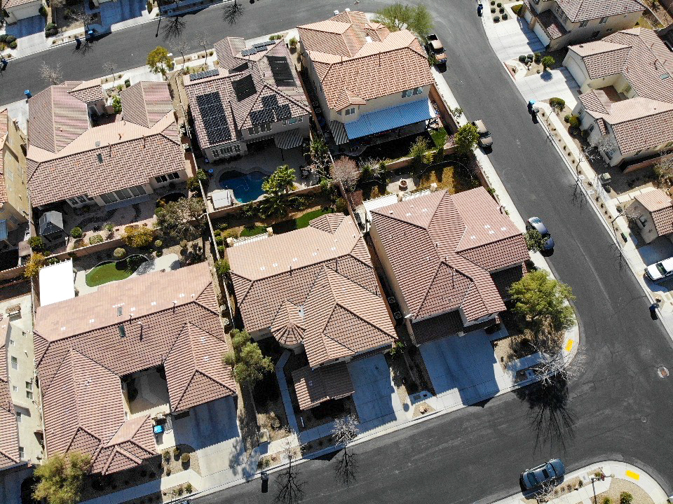 Drone Photo Real Estate