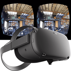 Matterport VR Goggles Las Vegas