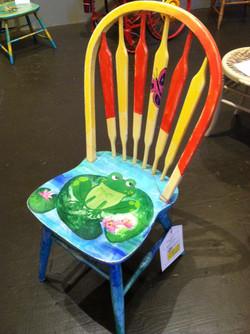 Art Center Ukiah Chair Affair 2015