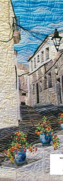 Laura wall 9702 RCg white town 14x R72 L