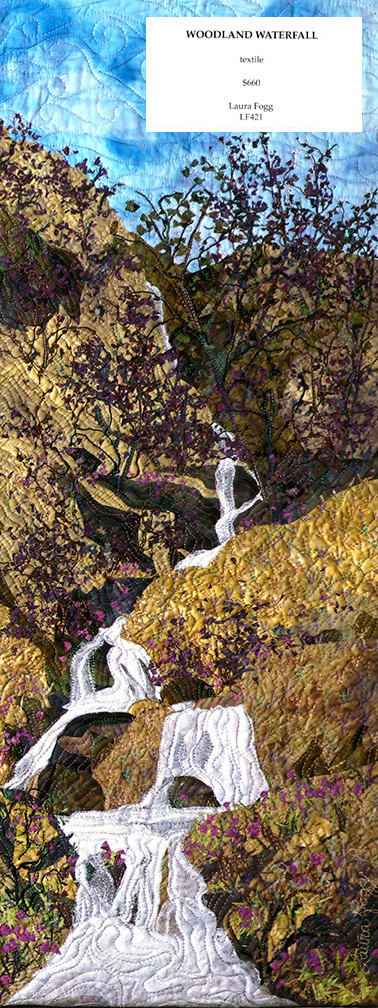 Woodland Waterfal
