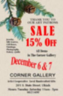 Holiday Sale Corner Gallery 2019 red .jp
