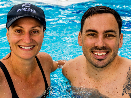 Water polo making a splash in Cairns