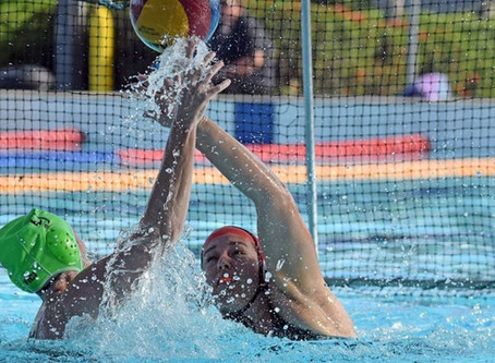 Humans of Cairns Water Polo   Rayne Stibbard