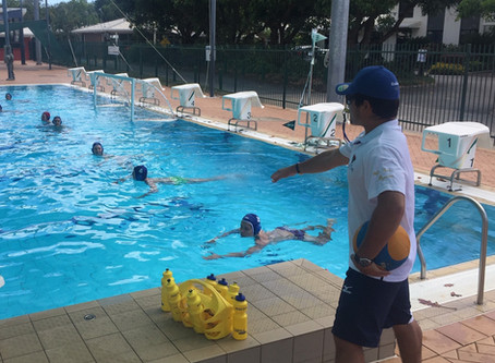 Inter-School Water Polo a Success in Cairns