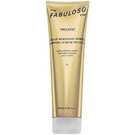 Evo Fabuloso Preserve Color Maintain Shampoo