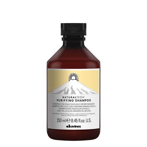 Davines NaturalTech Purify Anti-Dandruff Shampoo