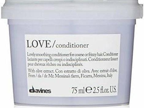 Davines Love Smooth Conditioner Travel Size