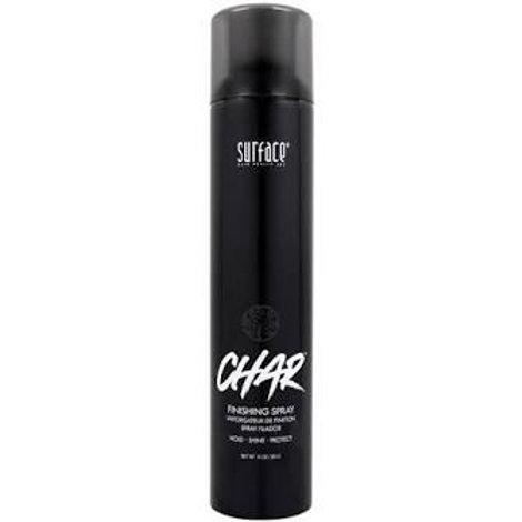 Surface Char Finishing Spray