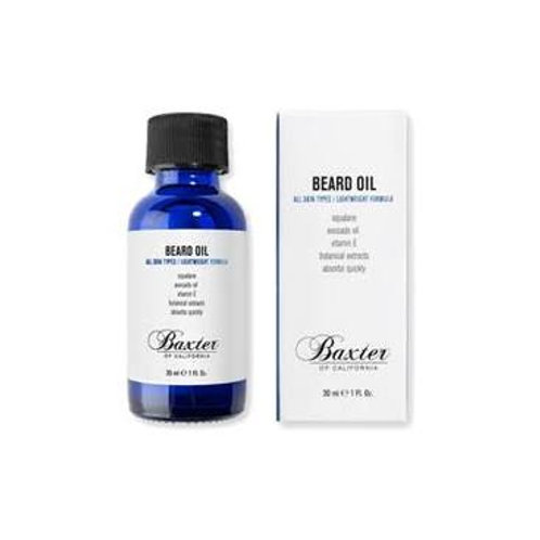 Baxter Beard Oil