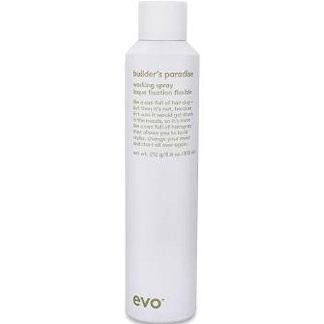 Evo Builder's Paradise Working Spray