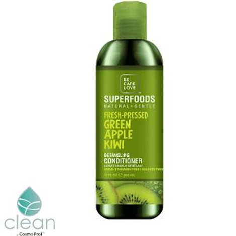 Superfoods Green Apple Kiwi Detangling Conditioner