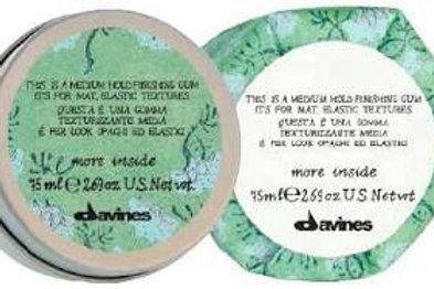 Davines Medium Hold Finishing Gum