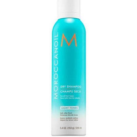 Moroccanoil Dry Shampoo Light Tones
