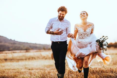 Presets-for-Wedding-bride-running-field.