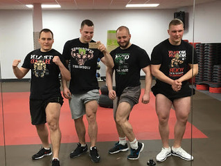 Leg Training with #MuscleMassBrothers at Fitness First