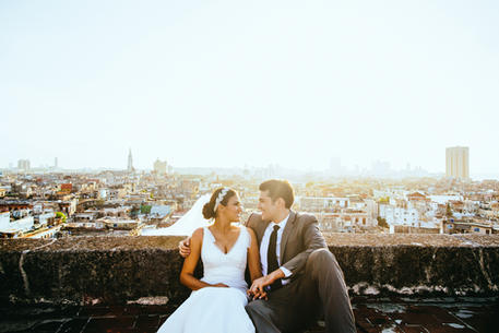 Wedding-Lightroom-Preset-Bride-Groom-Urban-City-Chile-Sunset