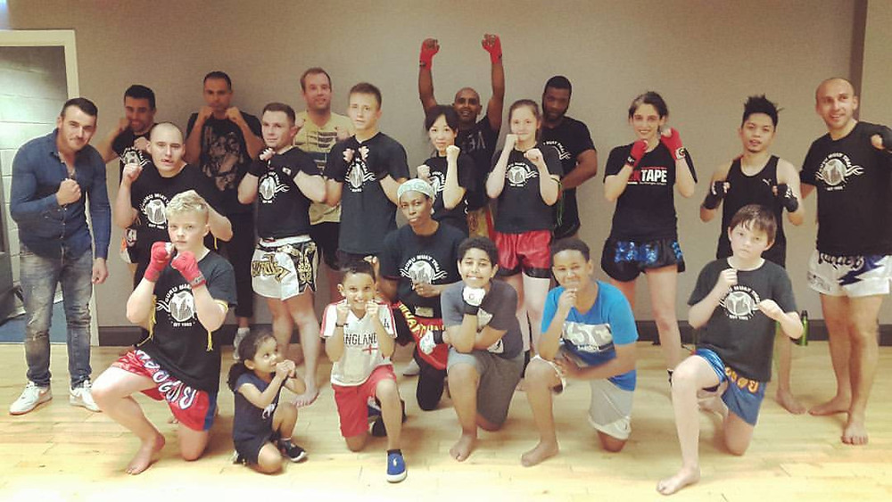 GMMA Training Muay Thai