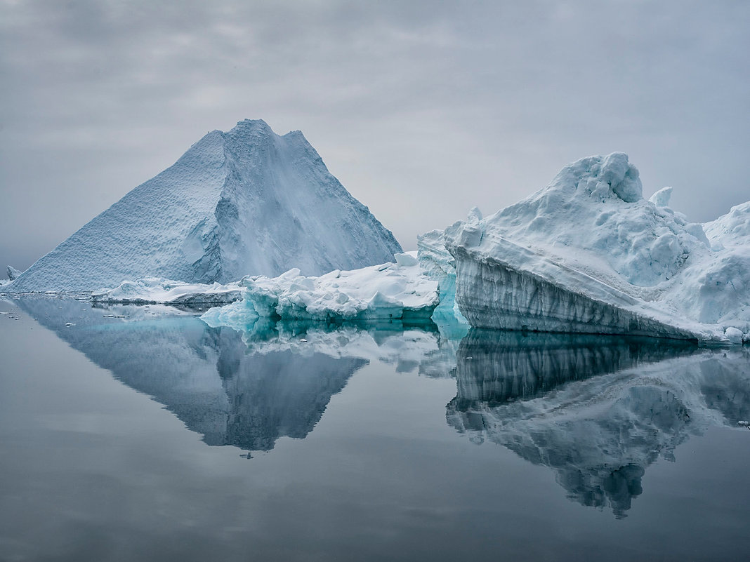 3.+Iceberg+Reflection,+Disko+Bay,+Greenl